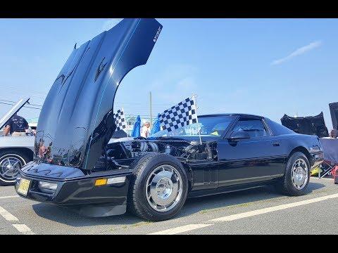 1987 C4 CORVETTE Show Winner .The perfect American Sports Car