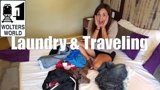 Travel Laundry: How to Wash Your Clothes While Traveling w/ Jocelyn