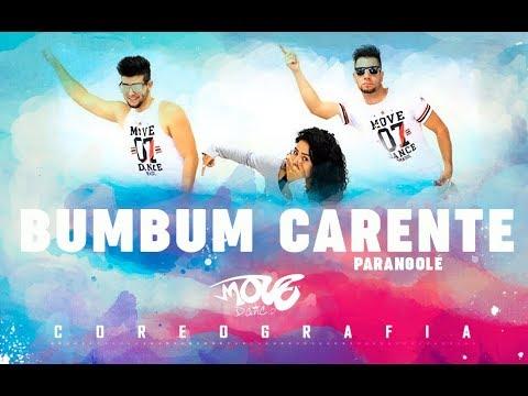 Bumbum Carente   Parangolé   Move Dance Brasil   Coreografia