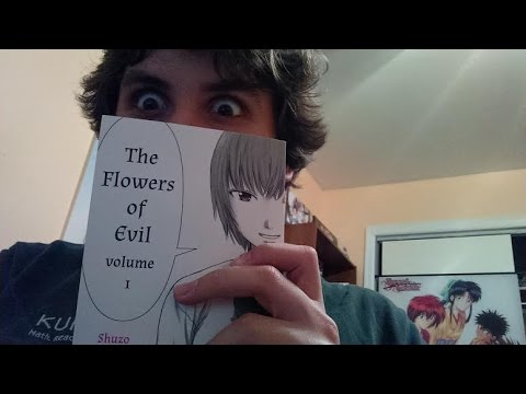 The Flowers of Evil Vol. 1 Manga Review