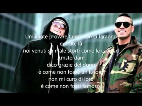Marracash - In Radio [with lyrics]