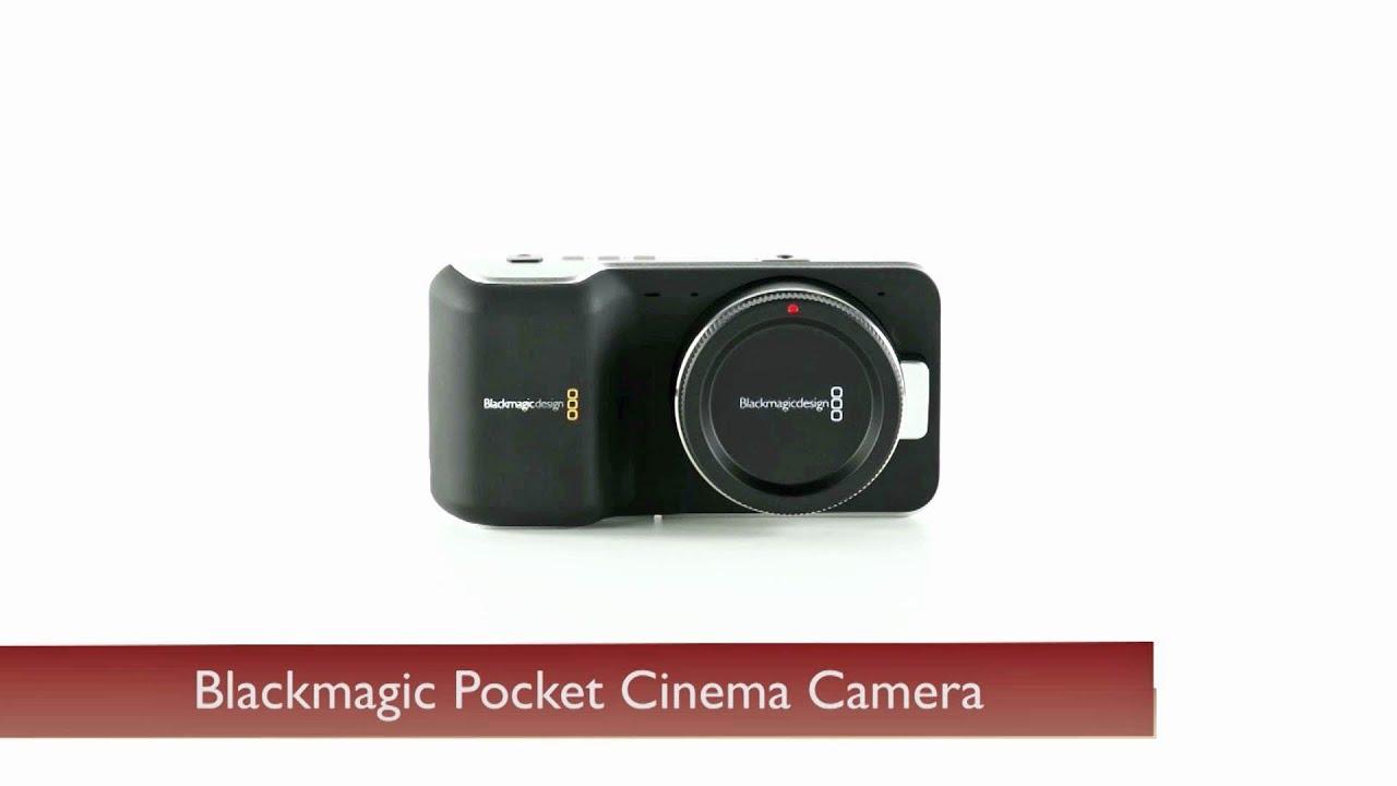 Blackmagic Pocket Cinema Camera - YouTube