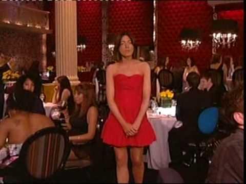 Claudia Winkleman Little Red Dress