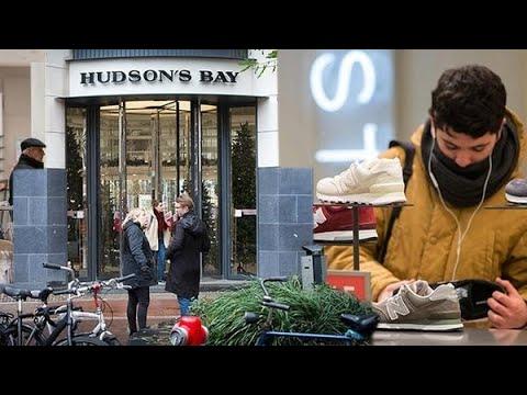 'Hudson's Bay blundert online'