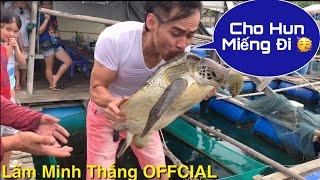 Lâm Minh Thắng | Ra Đảo Bắt Được Con Rùa Quý Hiếm Khổng
