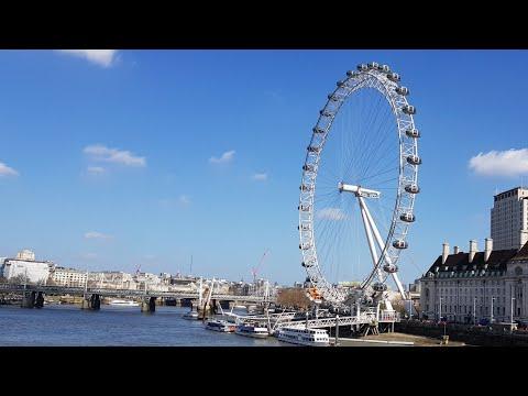 London Coca Cola London Eye 2019