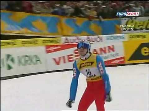 Bjorn Einar Romoeren Skok 239 M Planica 2005 Youtube