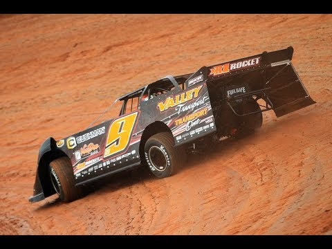 Cory Hedgecock Boyd's Speedway Cabin Fever In-Car