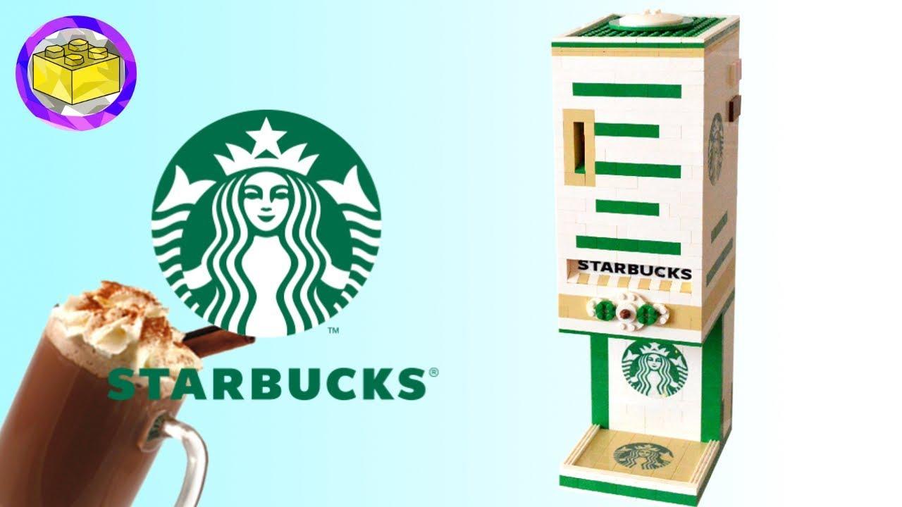 LEGO Strarbucks Hot Chocolate Maker