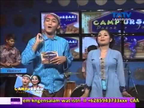 19 05 2015 Campursari Pokok e Joget_CS Melosa Entertainment - Nina Nirmala Segmen 1