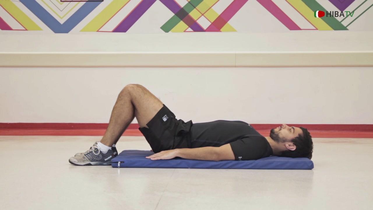 Ejercicios buenos para las rodillas