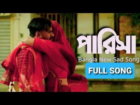Parisa - পারিসা | CRUSH Natok Song | Khairul Wasi | Musfiq R. Farhan | Sarika Sabrin | Eid Natok2020