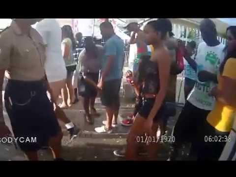 Belize Police Force, Body Worn Video Evidence