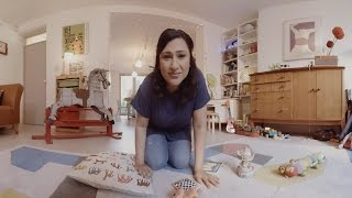 First Impressions: a virtual experience of the first year of life - 360 video