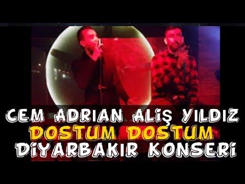 Cem Adrian & Aliş Yıldız Düeti (Dostum Dostum)