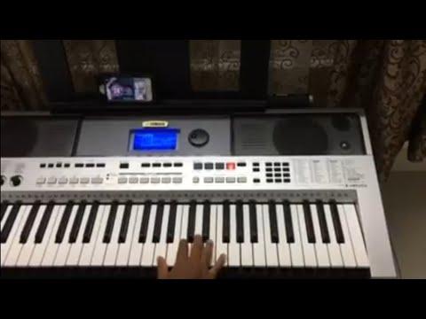 Khaidi No 150 karaoke on piano