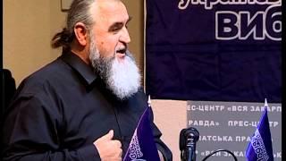 """Отец Димитрий Сидор: """"Народ должен отстоять своё право на управление государством"""""""