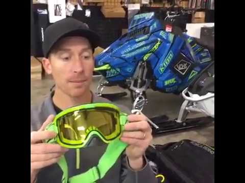 Chris Burandt - Helmet And Goggle Review