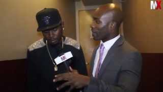 Kranium talks Bob Marley, Jamaica, Reggae, Dancehall & sings acapella