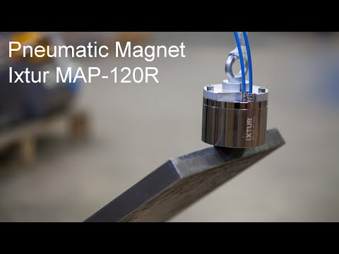 Lifting Magnets Ixtur MAP-120R And MAP-180