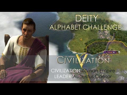 Let's Play: Civilization 5 Deity Rome- Alphabet Challenge [Part 7]