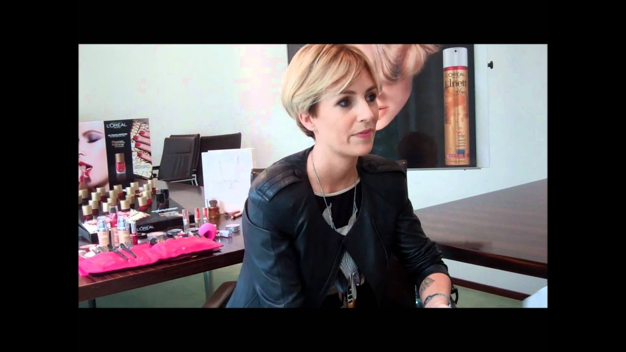 Miriam Jacks, Make Up Artist von L'Oréal Paris im ...