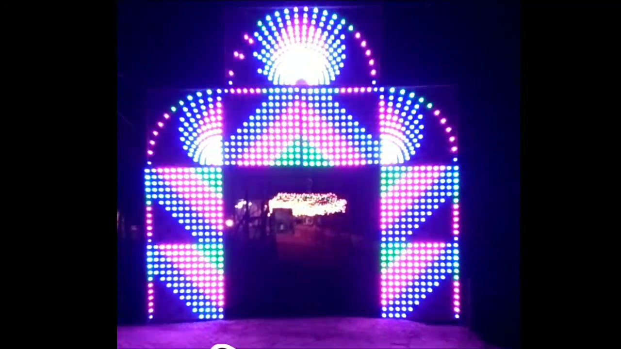 Pixel Led Arch Gate Design Software Free Download