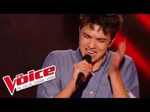 The Cure – Boys Don't Cry | Antoine | The Voice France 2016 | Blind Audition