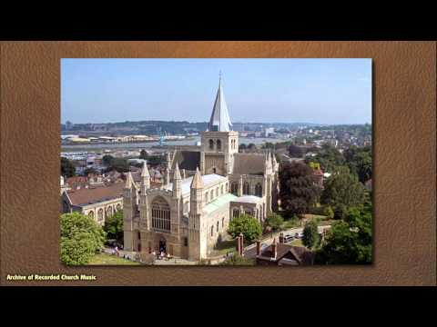 BBC Choral Evensong: Rochester Cathedral 1997 (Roger Sayer)