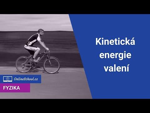 Kinetická energie valivého pohybu | 6/10 Energie | Fyzika | Onlineschool.cz
