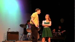 I Think I Got You Beat (Shrek)- Seize the Stage 2011