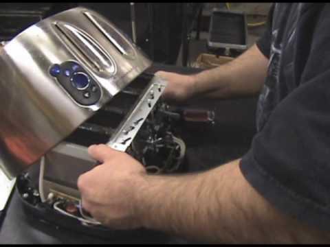 How I Fixed My Toaster Youtube