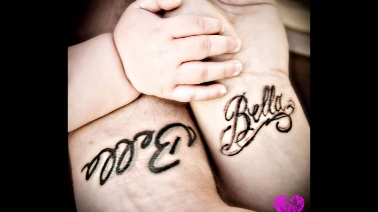 Mom And Daughter Tattoo Ideas Youtube