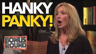How many different ways can you say sex?! Friends stars Courtney Co...
