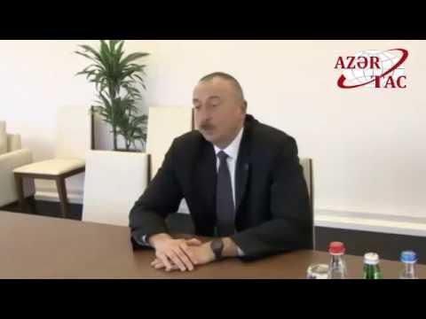Президент Ильхам Алиев принял президента, председателя правления Банка ВТБ