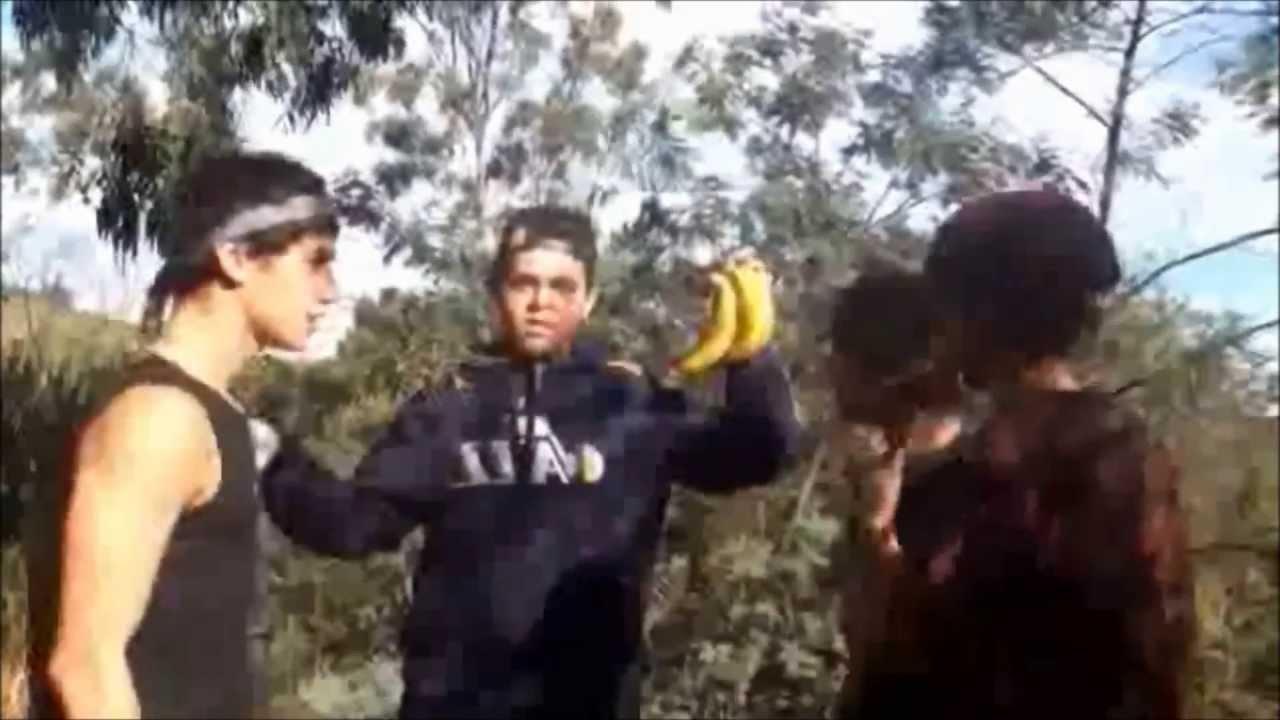 Fucking banana tree