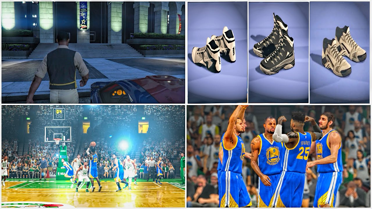 NBA 2k15 MyCareer | BLACK HISTORY MONTH NIKE SIGNATURE SHOE DEAL + AMAZING  SNEAKER DEBUT - YouTube