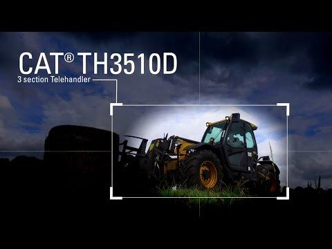 New D Series Telehandlers - TH3510D