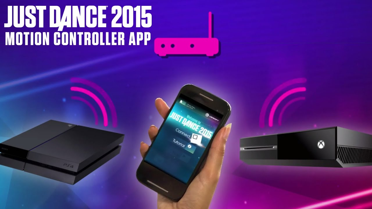 Just Dance 2015 Motion Controller App For Xbox One Ps4