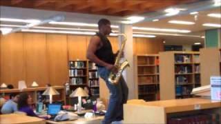 Cornell Sexy Sax Man