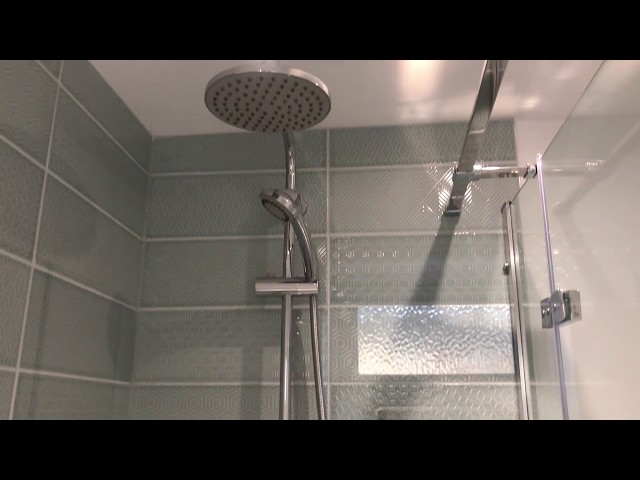Small shower room by Tailored Bathroom Designs in Chelmsford