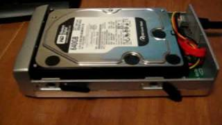 "The ""BEEP BEEP BEEP OF DEATH"" of the Western Digital Black Caviar 640GB Hard Drive"
