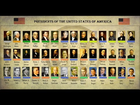 List of Presidents of the United States