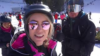 Bulgaria Skiing - Bansko Bulgaria skiing trip   VLOG 6