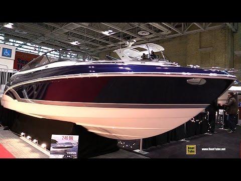 2017 Formula 240 BR Motor Yacht - Walkaround - 2017 Toronto Boat Show