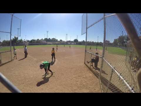 SMGS WInter Ball 10U Green Machine vs Vista (Game 2)