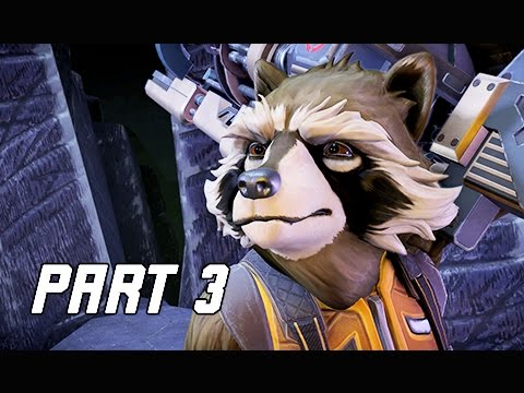 Guardians of the Galaxy Walkthrough Part 3 - MOM (Telltale Let's Play)