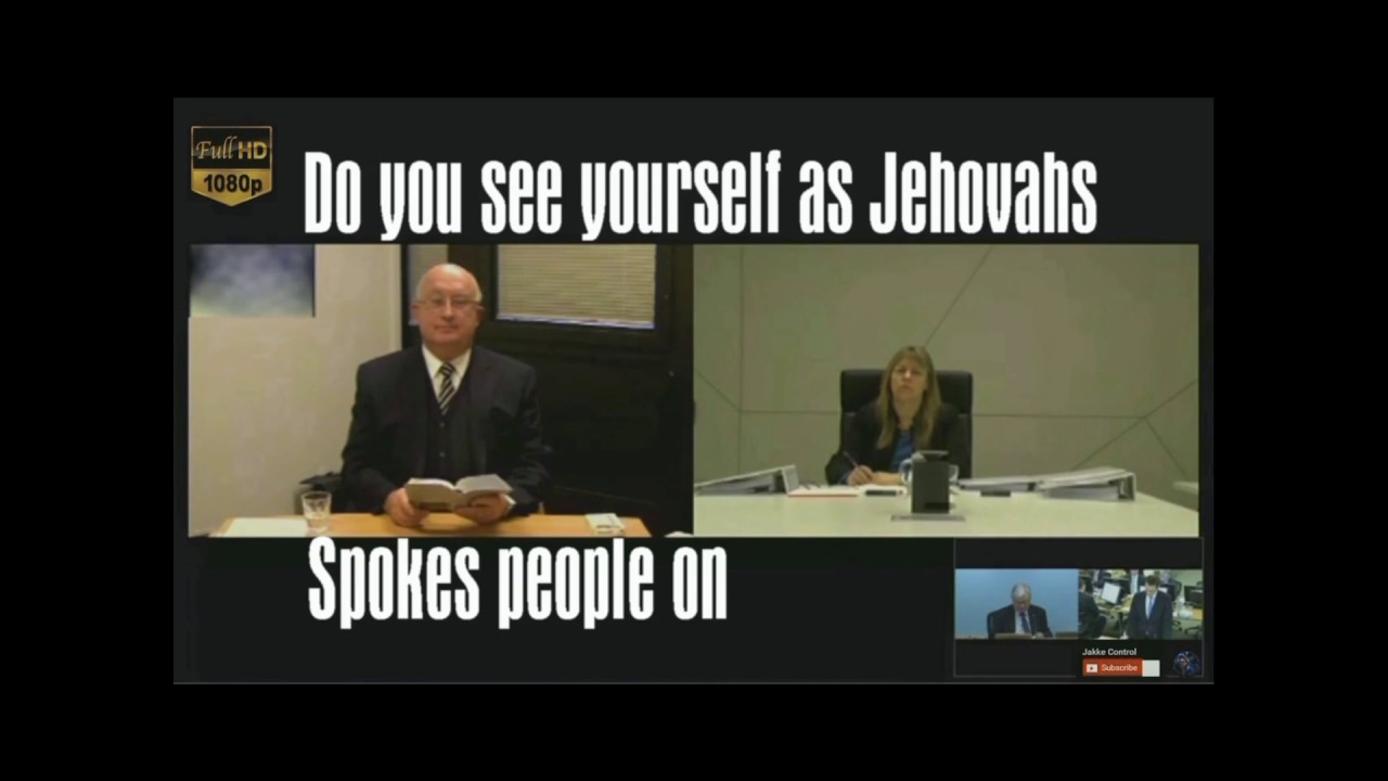 Jehovah Witness' Exposed Not the true church