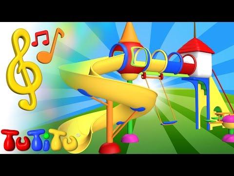 Giochi e canzoni TuTiTu in inglese | Terreno di gioco | Imparare l'inglese con le canzoni