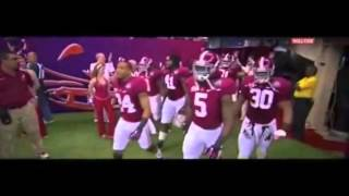 Alabama Crimson Tide 2013-2014 Hype